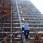 Ascenseur de chantier pour personnes et matériaux Delta AS