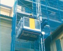 Monte-charges de chantier Scaf MC PC