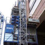 Ascenseur de chantier pour personnes et matériaux Zenith AS