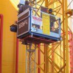 Monte-matériaux monte-charges Gamma MC/PC